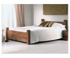 Ліжко з масиву дерева Імбрейс