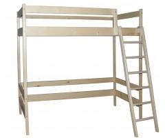 Двухъярусная кровать-чердак Айкис высота 187см