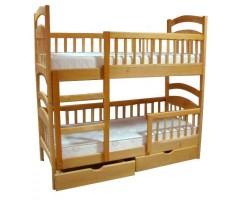 Двухъярусная кровать Карина Люкс Эко