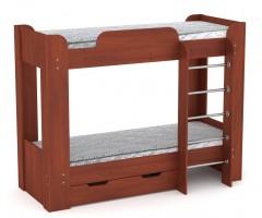 Детская двухъярусная кровать Твикс-2