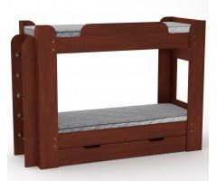 Двухърусная детская кровать Твикс