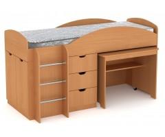 Подростковый мебельный комплекс Универсал с матрасом