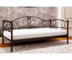 Підліткове металеве ліжко-софа Анжеліка міні