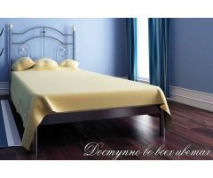 Односпальная кровать без изножья Диана мини лайт