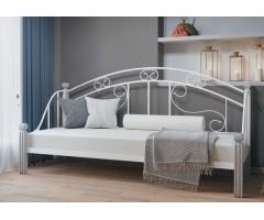 Витончене металеве ліжко-софа Орфей