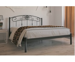 Ліжко Монро двоспальне без ізніжжя