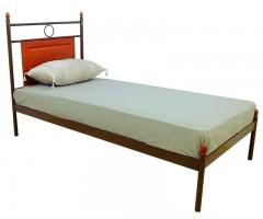 Кровать с декоративными вставками Николь мини