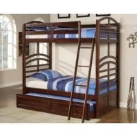 Двоярусне ліжко Мессі