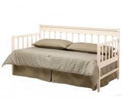Кровать односпальная Олимпия