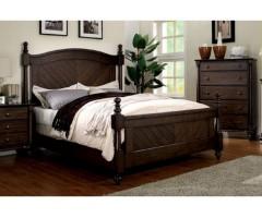 Кровать из массива дерева Орлеан