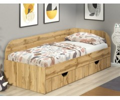 Кровать со спинкой Соня-2 для подростка