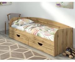 Ліжко з спинкою Соня-3 ЛДСП