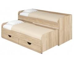 Дворівневе ліжко Соня-5