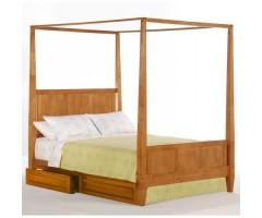 Кровать в спальню Ресайз