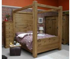 Кровать с балдахином Савва