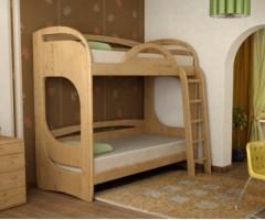 Двоярусне ліжко Шерон