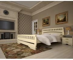 Деревянная кровать Атлант-4