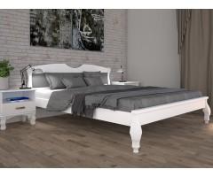 Ліжко з м'якою спинкою Корона-3