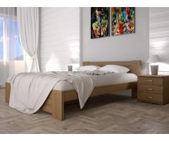 Ліжко з натурального дерева Ізабелла-3