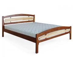 Ліжко з натурального дерева Модерн-2 сосна