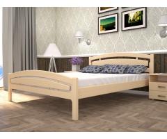 Букове ліжко Модерн-2