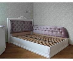 Красивая кровать Вектра