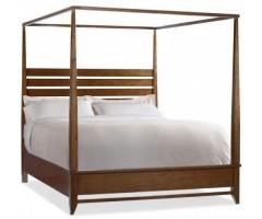 Кровать с балдахином Вестерн