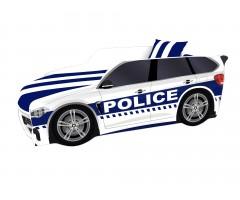 Детская кровать Премиум Р005 Полиция с матрасом