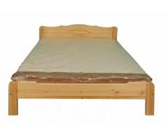Ліжко з масиву Віргінія