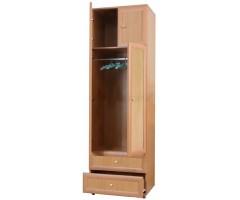 Платяной шкаф с ящиками Злата B1